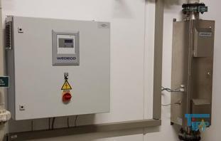 details anzeigen - WEDECO UV-Anlage/ UV-Anlage zur Desinfektion / Ultraviolett -Bestrahlungsanlage