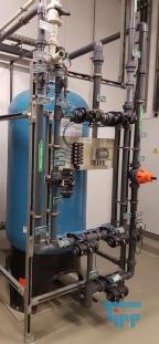 details anzeigen - Aktivkohlefilter/ Structural-Behälter/ GFK-Druckbehälter/ Adsorber/ Kiesfilter