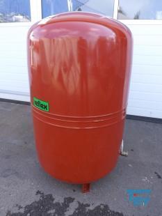 details anzeigen - REFLEX-Druckausdehnungsgefäß / Membrandruckausgleichsgefäß / Behälter zur Abfederung von Druckstößen