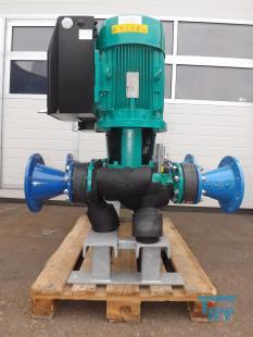 details anzeigen - WILO Kreiselpumpe mit Frequenzumformer / Trockenläufer / In-line Pumpe zur Umwälzung in Heizungsanlagen