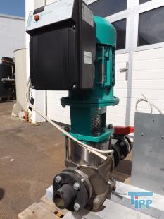details anzeigen - WILO Kreiselpumpe mit Frequenzumformer / Hochdruckpumpe