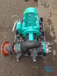 details anzeigen - WILO Kreiselpumpe / Trockenläufer / In-line Pumpe zur Umwälzung in Heizungsanlagen