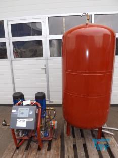 details anzeigen - Reflex Druckhaltestation / Pumpstation