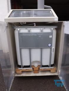 details anzeigen - Chemikalienabfüllanlage / Chemikalienkabinett