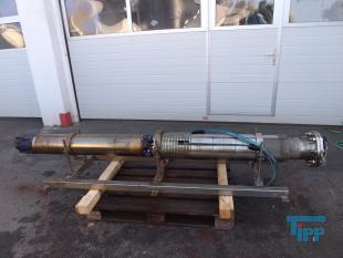 details anzeigen - GRUNDFOS Unterwassermotorpumpe / Brunnenpumpe / Unterwasser-Pumpe / Polderpumpe / Kavernenpumpe