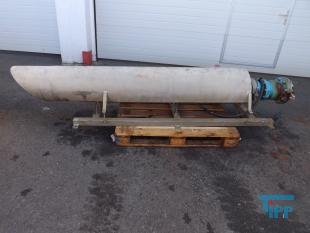 details anzeigen - 245 m³/h 6 bar KSB Unterwassermotorpumpe / Brunnenpumpe / Unterwasser-Pumpe / Polderpumpe / Kavernenpumpe / Schöpfwerk / Krängungspumpe / Aktivruder / Querschubanlage