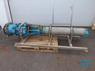 details anzeigen - PLEUGER Unterwassermotorpumpe / Brunnenpumpe / Unterwasser-Pumpe / Polderpumpe / Kavernenpumpe / Schöpfwerk / Krängungspumpe / Aktivruder / Querschubanlage