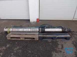 details anzeigen - Unterwassermotorpumpe / Brunnenpumpe / Unterwasser-Pumpe / Polderpumpe / Kavernpumpe / Schöpfwerk / Krängungspumpe / Aktivruder / Querschubanlage