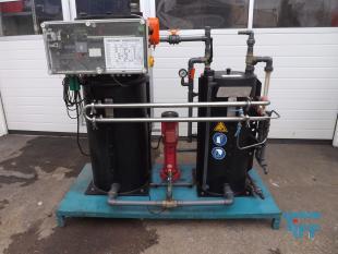 details anzeigen - ENVIRO-CHEMIE-Mikrofiltrationsanlage, Ultrafiltration / Versuchsanlage / Pilotanlage / Technikumsanlage