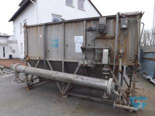 details anzeigen - ENVIPLAN-Edelstahl-Flotationsanlage ohne Steuerung/ Druckentspannungsflotation