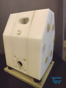 details anzeigen - Membranpumpe, Druckluftmembranpumpe / diaphragm pump