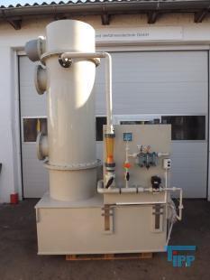 details anzeigen - Kompaktwäscher / Luftwäscher /  Abluftanlage / Gaswäscher für saure Gase