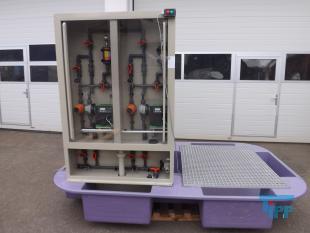 details anzeigen - Chemikaliendosierstation / Dosierstation / Dosierkabinett / Dosieranlage