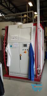 details anzeigen - KMU Vakuumverdampfer/ Vakuumverdampfer/ Prowadest 300/ Umlaufverdampfer/ Destillationsanlage/ Brüdenverdampfer