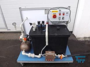 details anzeigen - Pumpstation / Vorlaufstation mit Heizung