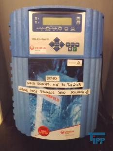 details anzeigen - Testomat Wasserhärteanalyse, vollautomatische Titration für Wasserhärte