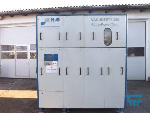 details anzeigen - H2O VACUDEST 250 NT Vakuumverdampfer / Verdampferanlage / Abwasseraufbereitung zur Kreislaufführung an Pulverbeschichtungsanlagen