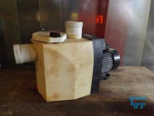 details anzeigen - SPECK BC 40/16 A selbsansaugende Kreiselpumpe aus Kunststoff