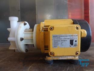 details anzeigen - SCHMIDT-Kreiselpumpe, Chemiepumpe, Chemikalienpumpe, Pumpe für aggressive Medien aus PVDF