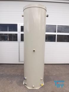details anzeigen - Rundbehälter / Speicherbehälter / Vorlagebehälter aus PP
