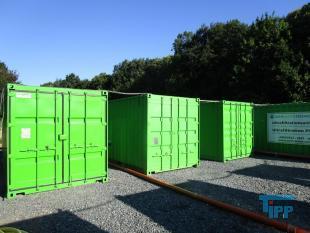 details anzeigen - Ultrafiltrationsanlage in 20-Fuß Container
