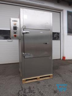 details anzeigen - HERAEUS Heißluft-Sterilisator mit 668 Betriebsstunden