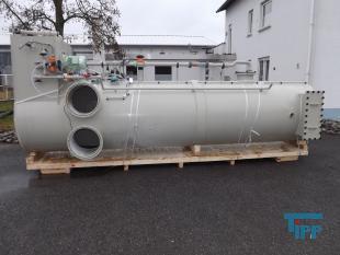 details anzeigen - COLASIT Luftwäscherturm mit Füllkörpern/ Luftwäscher /  Abluftanlage / Gaswäscher für saure Gase