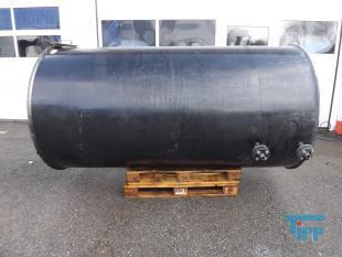 details anzeigen - Rundbehälter PE mit Flachboden / Rundbehälter / Behandlungsbehälter / Speicherbehälter / Tank