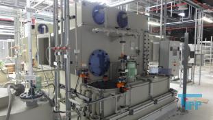 details anzeigen -  Kreuzstromwäscher/ Luftwäscher mit Füllkörpern/ Luftwäscher /  Abluftanlage / Gaswäscher für saure Gase