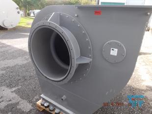 details anzeigen - Radialventilator , Ventilator, Gebläse für aggressive Gase für Luftwäscher
