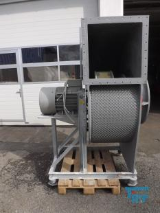 details anzeigen - Prozessabluftventilator, Kunststoffventilator, PVC - Ventilator